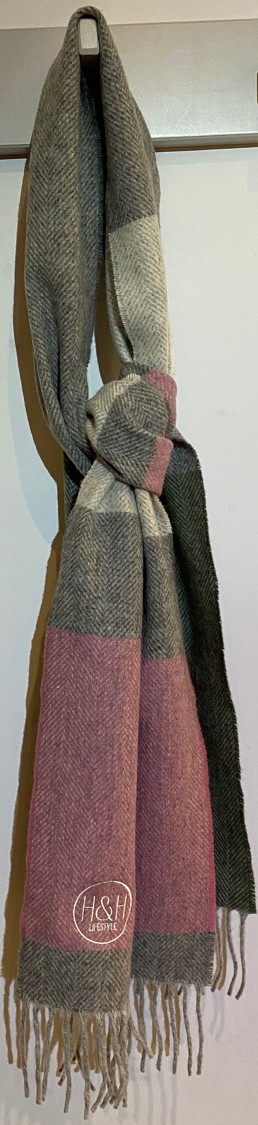 The Hope - Lambswool Scarf