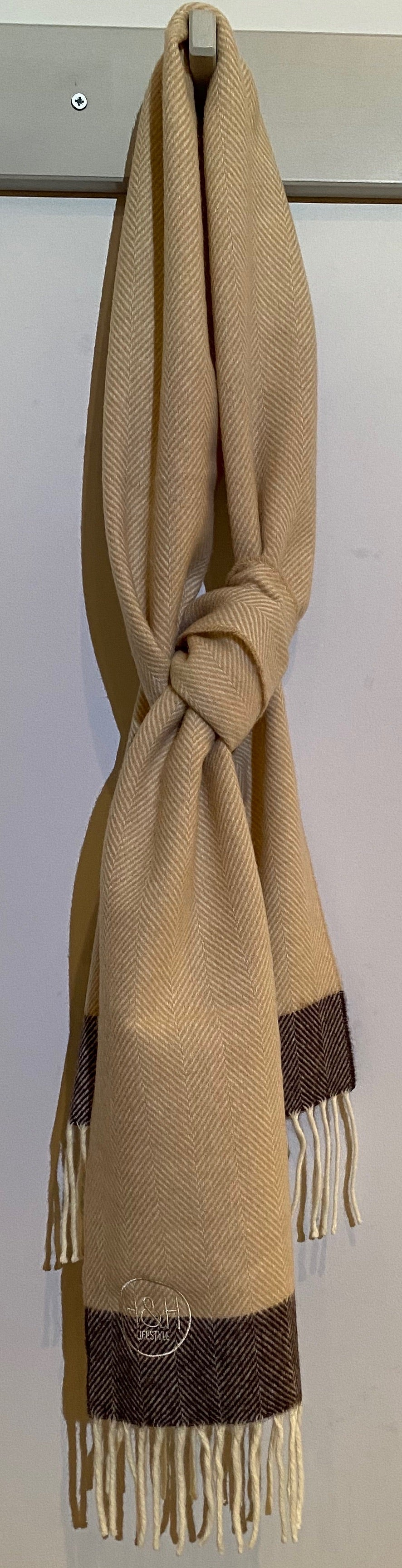 The Knutsford - Lambswool Scarf