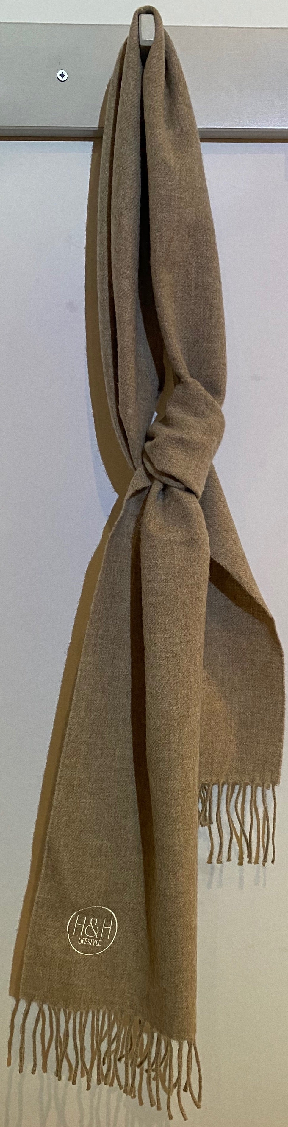 The Tarporley - Lambswool Scarf