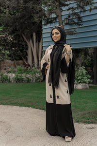 Embroidered Abaya - BERIONY