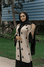 Load image into Gallery viewer, Embroidered Abaya - BERIONY