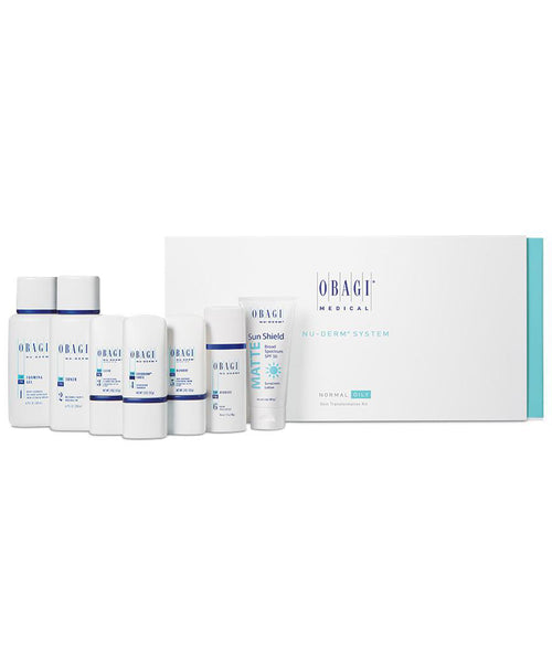 Obagi Nu-Derm System for Normal to Oily Skin