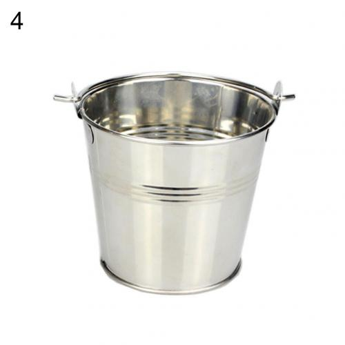 French Fries Basket Food Bucket Snack Potato Chips Barrel Container Tableware