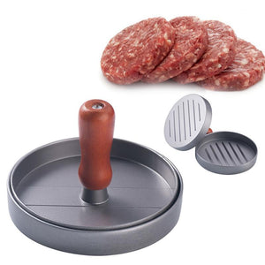 DIY Hamburger Meat Press Tool Round Shape Burger Press Hamburger Meat Press Beef Grill Hamburger Press Patty Maker Mold