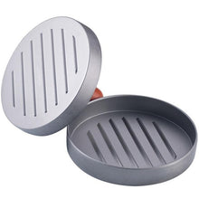 Load image into Gallery viewer, DIY Hamburger Meat Press Tool Round Shape Burger Press Hamburger Meat Press Beef Grill Hamburger Press Patty Maker Mold