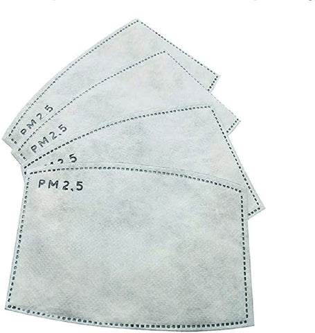 Replacement Filters (Set of Five)