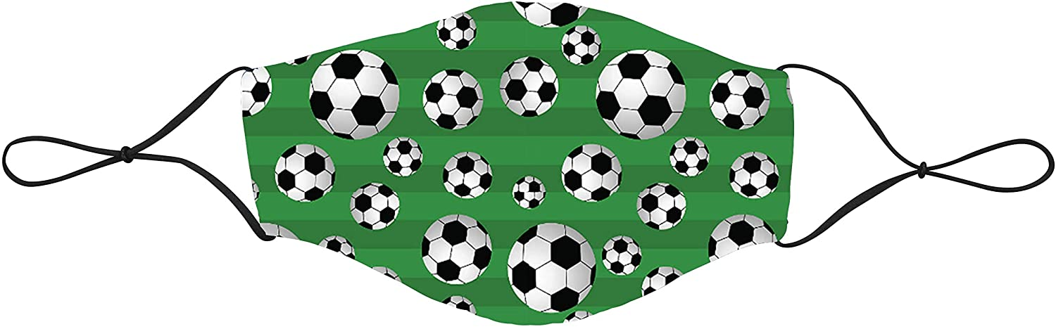 Soccer Kids Mask & Filters