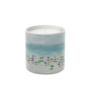 Beach Day Boxed Candle