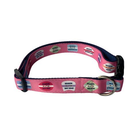 Beach Badge Collar
