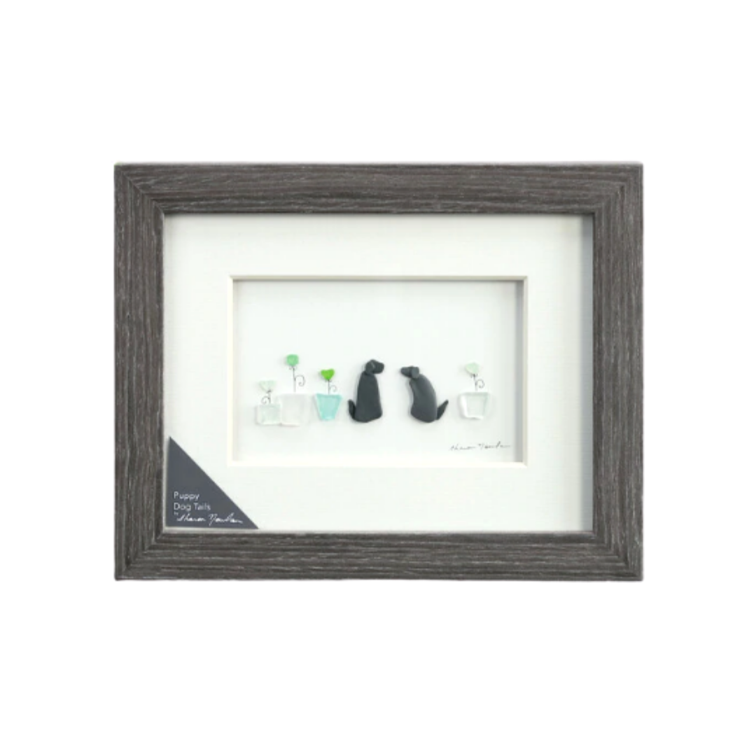 Puppy Dog Tails Wall Art