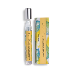Lemon Verbena Hand Sanitizer Spray