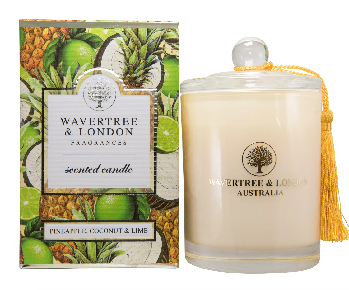 Pineapple Coconut Lime Candle