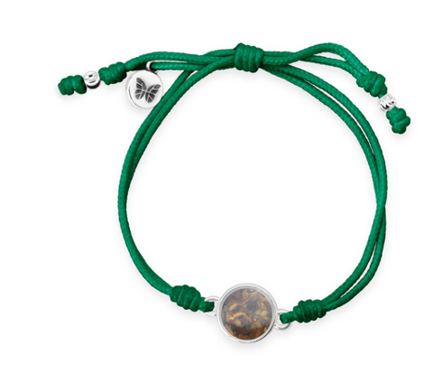 Jersey Shore Sand Rainforest Conservation Bracelet