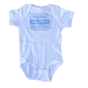 Beach Boy Onesie - 18 Months