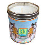 Beach in a Can Candle