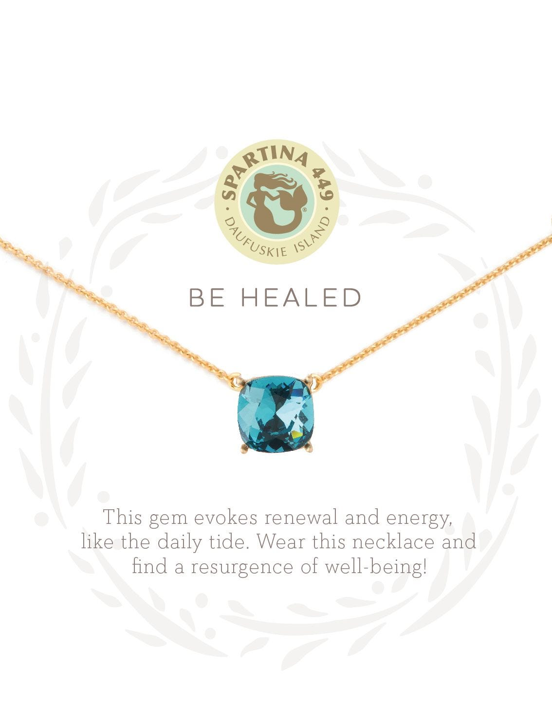 Be Healed Necklace