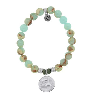 New Day Desert Jasper Bracelet