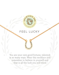 Feel Lucky Necklace