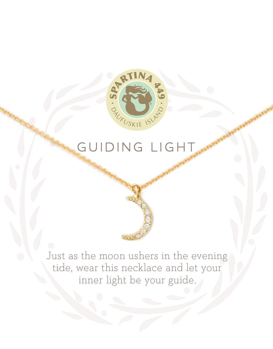 Guiding Light Moon Necklace