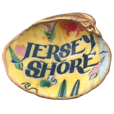 Jersey Shore Clam Shell Dish