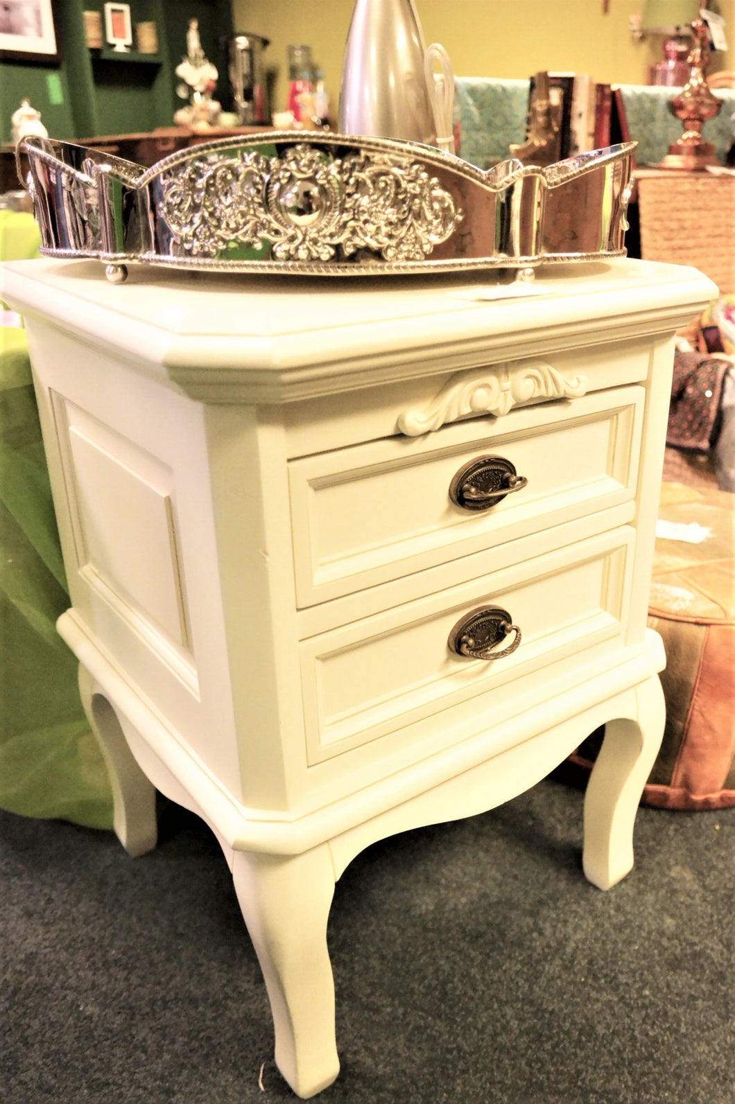 Java french style cream locker