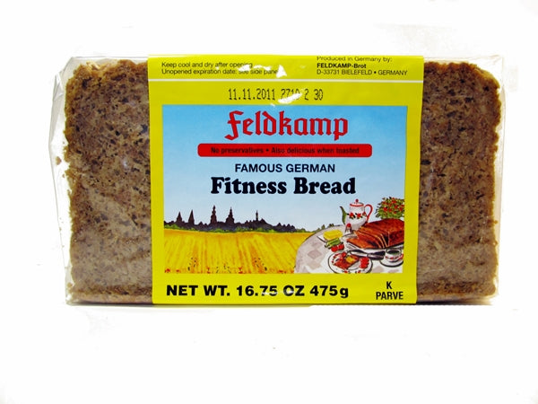 Feldkamp Fitness bread, 17.6 oz.