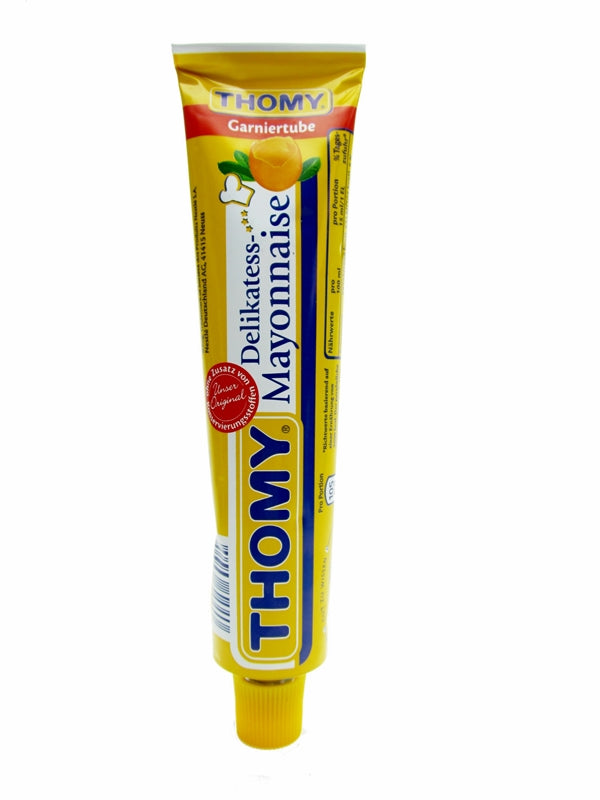 Thomy Mayonnaise in tube, 100 ml.