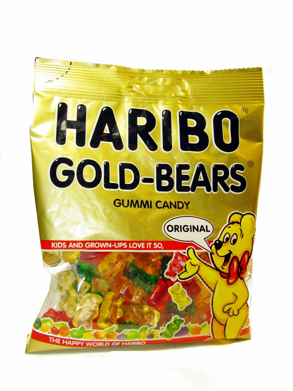 Haribo Gold-bears, 5 oz. bag