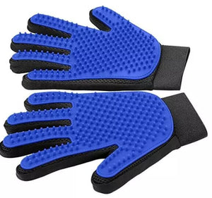 REAL TOUCH PET HAIR REMOVER GLOVES