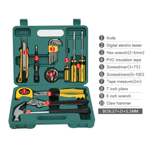 Emergency Repairing Tool Set