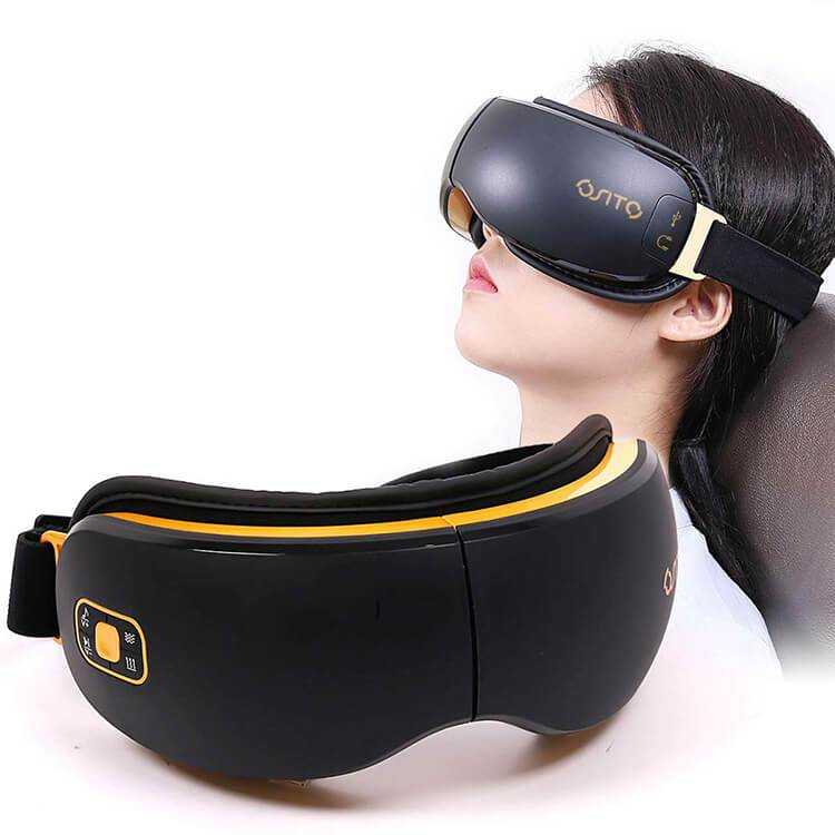 Multi-function Eye Massager Electric Wireless Music Eye Beauty Care