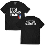It's Macho Time Gloves Tee