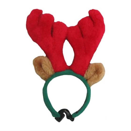 OUTWARD HOUND - Antler Headband for Dogs - Large