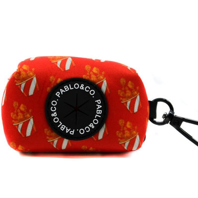 PABLO & CO - Fried Chicken Dog Poop Bag Holder