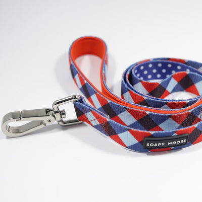 SOAPY MOOSE - The Trend Setter Double Sided Leash