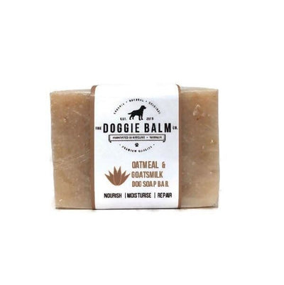 DOGGIE BALM CO - Natural Dog Soap Bar