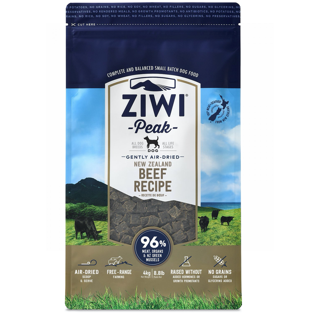 ZIWI PEAK - Air Dried Beef