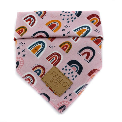 PABLO & CO - Rainbows Dog Bandana