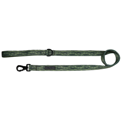 BIG & LITTLE DOGS - Camouflaged Dog Leash