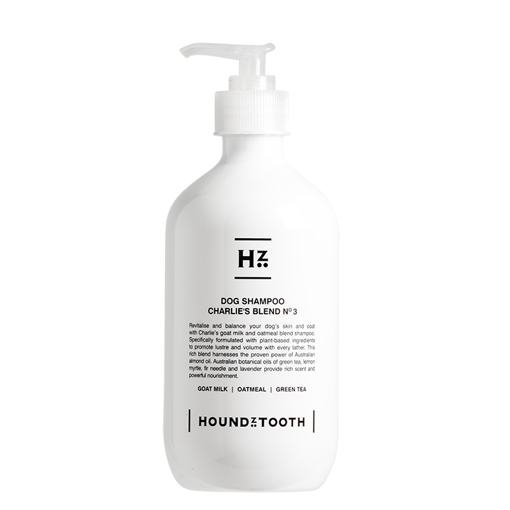 HOUNDZTOOTH - Charlie's Blend No. 3 Dog Shampoo with Oatmeal