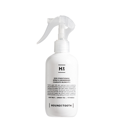 HOUNDZTOOTH - Charlie's Blend No. 3 Dog Conditioning Spray & Deodoriser with Oatmeal