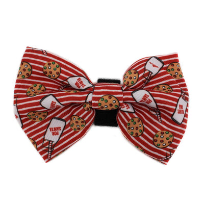 PABLO & CO - Milk & Cookies Christmas Bowtie