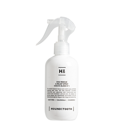 HOUNDZTOOTH - Coco's Blend No. 4 Rescue & Relief Spray for Itchy Skin