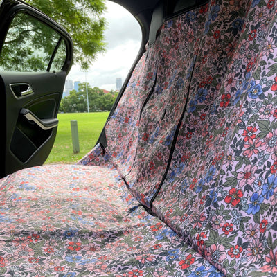 PABLO & CO - Grandma's Garden Hammock Back Car Seat Cover