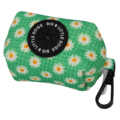 BIG & LITTLE DOGS - Fresh as a Daisy Dog Poop Bag Holder