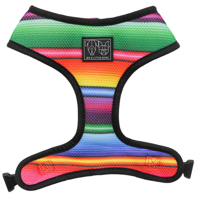 BIG & LITTLE DOGS - Mexican Fiesta Dog Harness