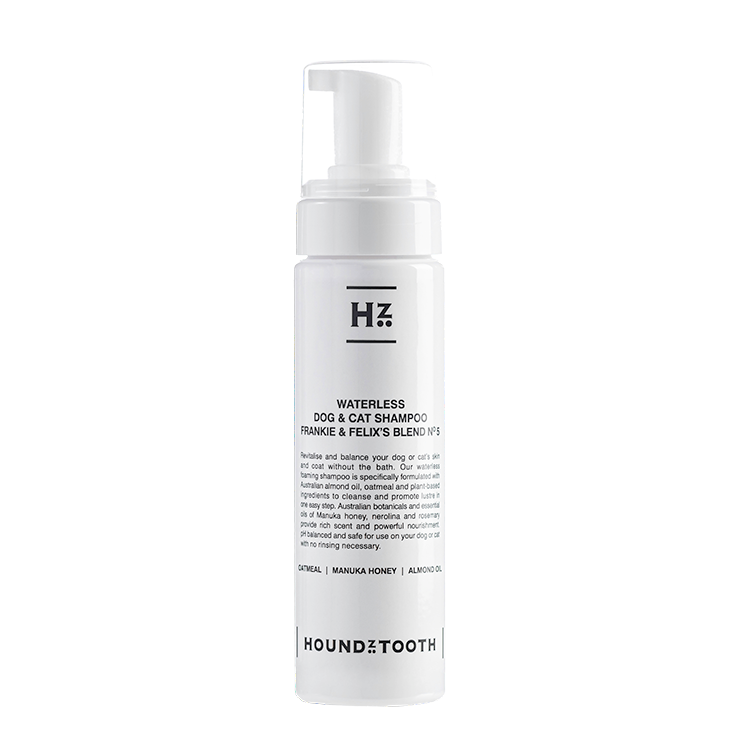 HOUNDZTOOTH - Frankie & Felix's Blend No. 5 Waterless Shampoo