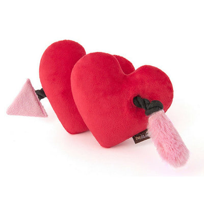 PLAY - Fur-Ever Hearts Dog Toy