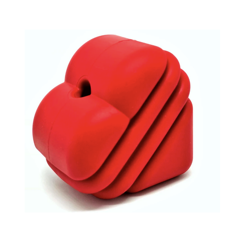 ROVER PET PRODUCTS - Love Heart On a String Slow Feeder Toy