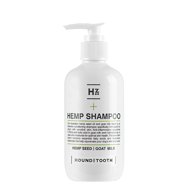 HOUNDZTOOTH - Hemp Shampoo for Sensitive Skin